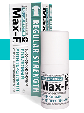 Max-F 15% regular, 50ml